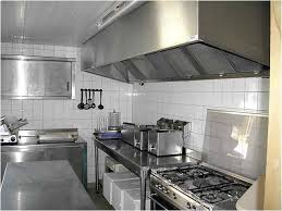 nettoyage cuisine professionnelle nettoyage de hottes air qualite ventil