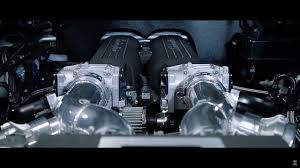 lamborghini engine turbo brilliant blue lamborghini gallardo lb with twin turbo by optimus