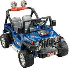 cute jeep wrangler amazon com power wheels wheels jeep wrangler blue 12v