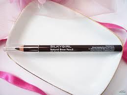 Pensil Alis Purbasari silkygirl brow pencil 02 brown silver treasure