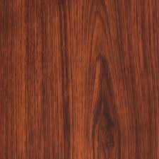 Most Realistic Looking Laminate Flooring Trafficmaster Embossed Brazilian Cherry 7 Mm Thick X 7 11 16 In