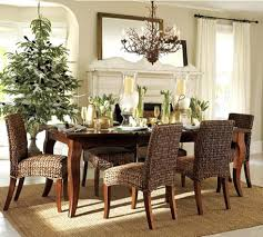Table Decorations For Christmas by Dining Table Dining Ideas Dining Room Decorations Pinterest