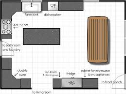 Kitchen Floor Plan Design Tool 29 Best Kitchen Room Images On Pinterest Kitchen Cabinet Layout