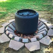 Washing Machine Firepit Washing Machine Pit For Sale Drums Pits Galvanized Steel