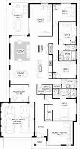 ranch home floor plans with walkout basement ranch floor plans with basement inspirational glamorous ranch home