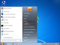 raccourci connexion bureau à distance créer un raccourci vers une partition de votre disque dur