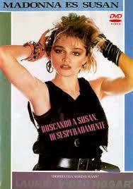 Seeking Poster Desperately Seeking Susan 1985 Posters