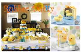 rubber duck baby shower decorations top 10 tuesdays totally unique baby shower ideas for baby boys