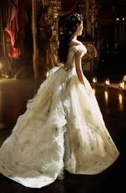 Christine Daae Halloween Costume Masquerade Wedding Dress Beautiful Phantom Opera