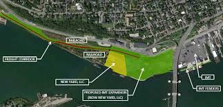 Portland Rail Map by State Buys Property To Expand Portland Container Terminal U2013 The