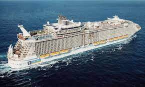 allure of the seas ship tracker satellite location view live