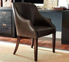 Best Leather Desk Chair Leather Chair Desk High Back Leather Desk Chair Office West Elm