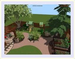 landscape design online sketchup and online landscape design