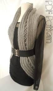 free crochet vest patterns traitoro for