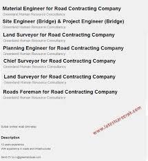 planning engineer jobs in dubai uae for americans hospital civil construction staff dubai u a e jobs latest career pk