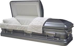 silver casket with velvet interior alpharetta ga