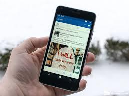 facebook for windows 10 mobile big changes