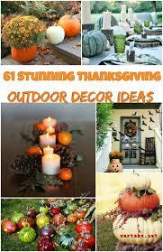 61 stunning thanksgiving outdoor decor ideas wartaku net