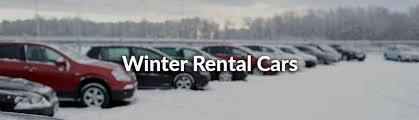 top winter rental cars vroomvroomvroom