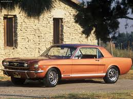 ford mustang gt 1966 pictures information u0026 specs