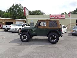 green jeep rubicon used jeep wrangler under 8 000 in florida for sale used cars