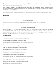 Resume Verbs Best Template Collection by Adverbs For Resumes Identifying Verbs And Adverbs Resume Action