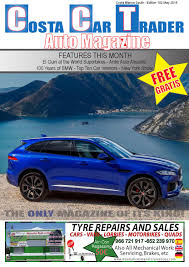 cct may 2016 by costa car trader issuu