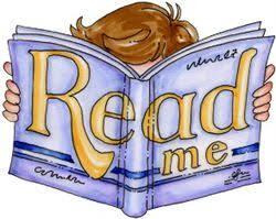Read Me Open Book