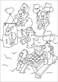coloring care bears care bears colour