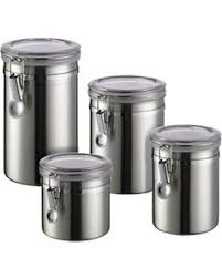 stainless steel kitchen canister set 12 best stainless steel canister set images on