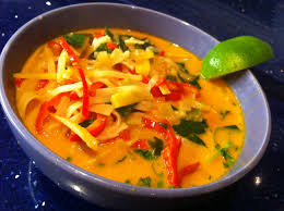 Thai Red Pumpkin Curry Recipe by Thai Red Curry Noodle Soup Kitchen Operas