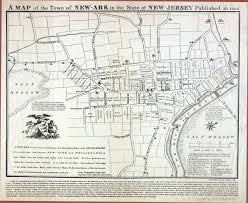 Tre Map Historic Newark