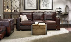 leather sofa outlet stores splendor brompton leather sofa the dump luxe furniture outlet