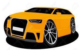 cartoon sports car cartoon car royalty free cliparts vectors and stock illustration