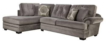 Left Sectional Sofa Sectional Sofa With Chaise On Left Side By Corinthian Wolf And