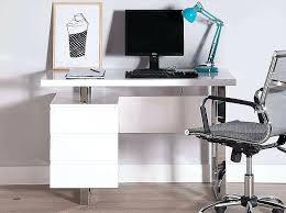 bureau design blanc laqué amovible max bureau design noir winsome bureau design noir pas cher civilware co