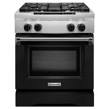 Kitchenaid Gas Cooktop 30 Kitchenaid 30 In 6 7 Cu Ft Double Oven Dual Fuel Range With