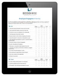 employee engagement survey process overview