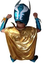 Sin Costume Halloween Sin Complete Lucha Libre Children U0027s Youth Halloween Costume