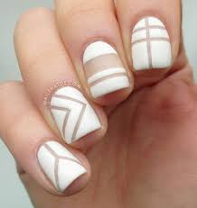 50 latest negative space nail art design ideas