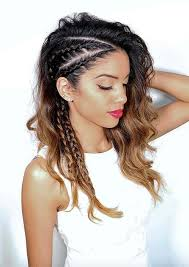 tuck in hairstyles ideas to make hairstyle of curly hairs hairzstyle com