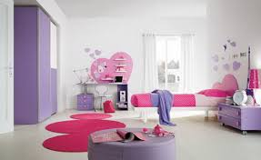 pink color schemes purple and pink color scheme in girls bedroom home interior design