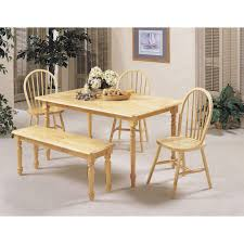 farmhouse dining table multiple colors by acme furniture