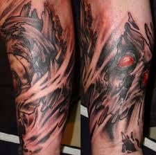 Forearm Skull - als skull forearm sleeve by jon tattoonow