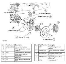 ford f150 hub assembely 2007 diagram fixya