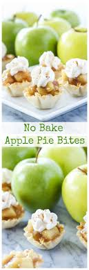no bake apple pie bites recipe runner