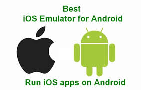 apple apps on android best free ios emulator for android to run apple apps on android 2017