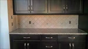 kitchen ceramic tile that looks like wainscoting using beadboard
