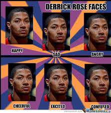 Derrick Rose Meme - just for fun with derrick rose by blackace12 meme center