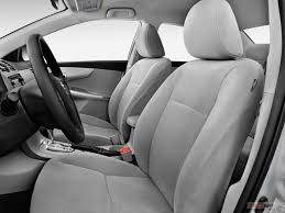 toyota corolla seats 2013 toyota corolla interior u s report